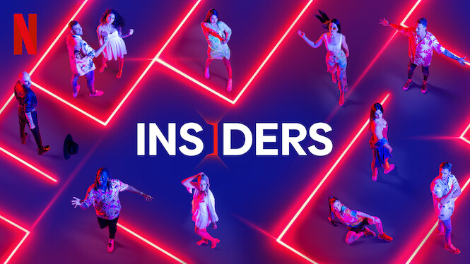 Insiders on Netflix UK